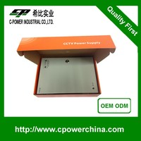 very good quality CCTV Power Supply 220V 30A 18CH centralize for cameras
