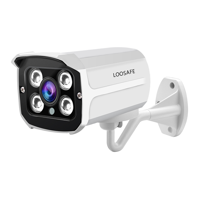 Loosafe High Quality 2.0MP IP Poe Camera <strong>Security</strong> System 1080P POE Network Camera For House <strong>Security</strong> & Protection