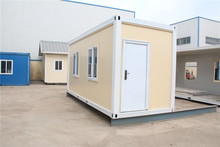 practical use but container polystyrene panel assemble and disassemble container house
