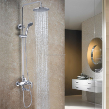 CE Approval Single Handle Exposed Shower Faucet