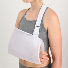 Bestselling C1AR-101 breathable mesh orthopedic cradle arm sling/arm support/arm brace