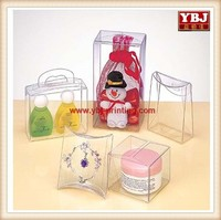 manufacture pvc bag with ziplock for gift