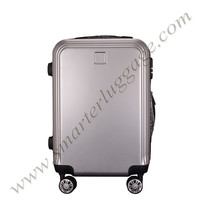 PC Material Smooth Designed Luggage with 4*360 Degree Wheels