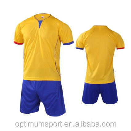 Low price good quality and reputation soccer jersey