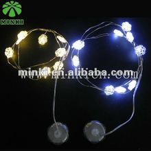 MINKI snowflake led string 2012 christmas decorations
