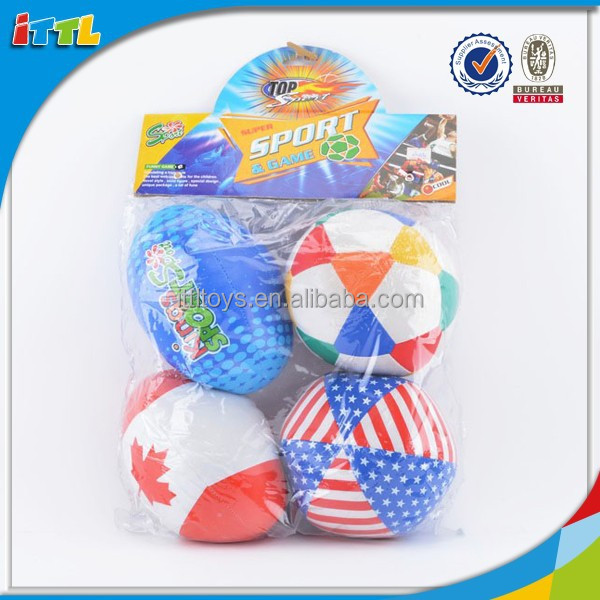 Promotional high quality logo printed mini soccer ball