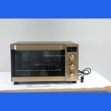 Toaster oven electric kitchen fashion small appliance model 38L black or white