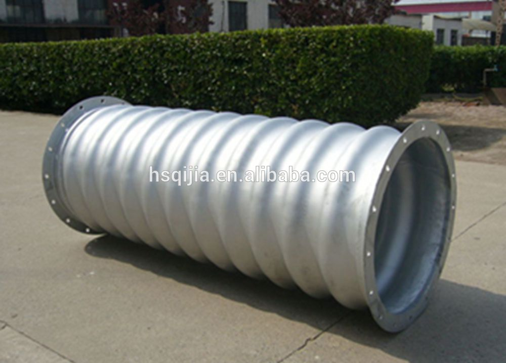 Corrugated steel culvert pipe for sale inch