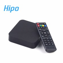 Free Shipping 1080P Quad Core 1GB RAM+8GB ROM Android Smart Set-Top Box with Remote Control