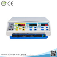 High frequency electrosurgical unit generator bipolar cautery device cautery machine for sale