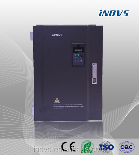 Built-in PID controller used in miner fan 110kw triple phase vfd manufacturer