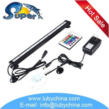 Hot selling good price led aquarium light for aquarium fish, with high quality