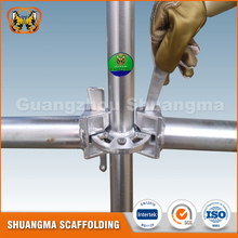 Multidirectional scaffolding ringlock ledger