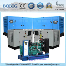 Gensets price factory 20kva to 2000kva cummin diesel engine generator with cummins engine