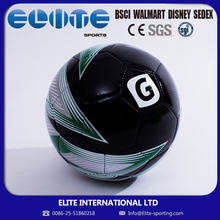 Promotional PVC Laminated Custom Print Soccer Ball Of Different Types,Size 5 Machine Stitching Football Of China Brand
