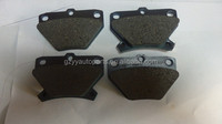 Disc Brake Pads 04466-52040 Brake Pads Backing Plate For Toyota