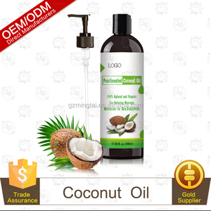 Fractionated Coconut Oil 16 fl. oz. For Aromatherapy Relaxing Massage, Carrier Oil for Diluting Essential Oils