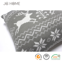 professional custom printing cushion covers New Design of 100% hand knitted Cushion Cover