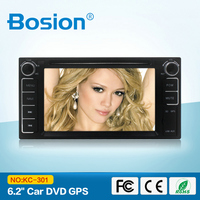 Autoradio Navigator Dashboard Radio Touch Screen Car DVD for Toyota Vios with GPS MP3 MP4 CD