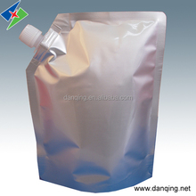 plastic food packaging,metalized stand up pouch,doypack