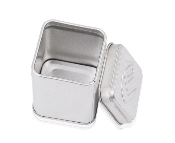 Best quality customized promotional Square tin cans