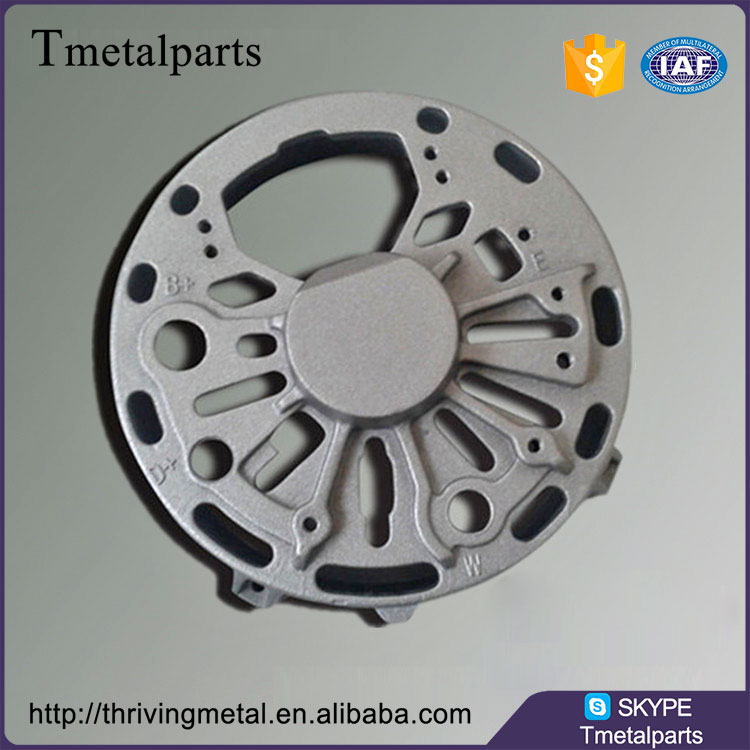 aluminum die casting /cast iron/stainless steel die castings