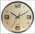 colorful dial metal wall clock (HY-7164B)