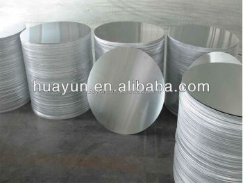 Hot Roll Aluminium Circle for Cookware and Utensile 1050 1060 1100 3003
