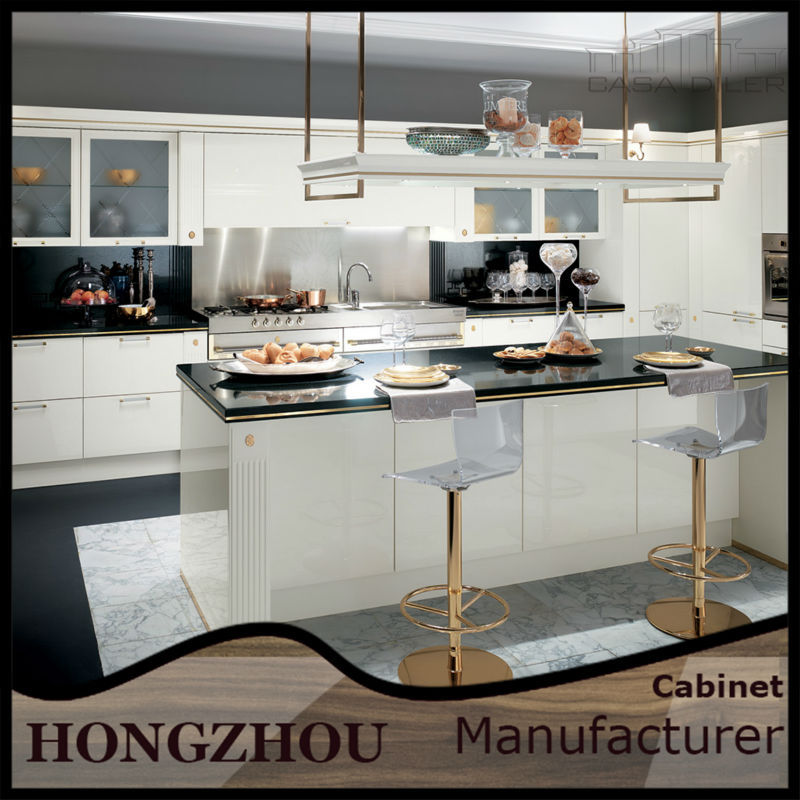 alibaba furniture modern house design custom kitchen