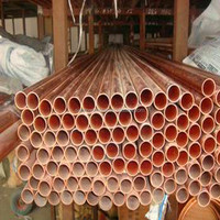 Japan grade C1100 pure copper pipe