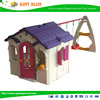 Factory Price Outdoor Playground Equipment With GS GS SASO Certificates Children Plastic Toy Indoor Playhouse