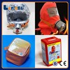 Firefighting face shield mask / breath respirator distributor