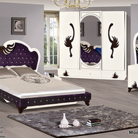 High Quality Master Royal Bedroom Furniture