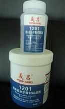 Epoxy structural adhesive for plastic