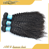 High Quality Afro Kinky Human Hair Weave Afro Twist Braid Hair Extension