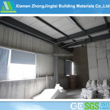 ZJT vermiculite fireproof perlite insulation ceiling board
