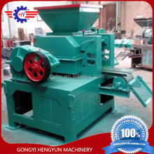charring coconut shell briquette making machine
