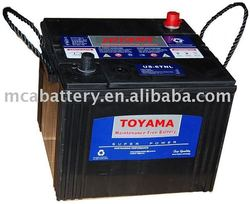 Good Quality Maintenance Free Car Battery 12V100Ah