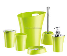 New coming trendy style practicality complete sets toilet accessories bathroom sanitary set