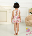 New Style Baby Jumpsuit Girl Soft Knitted Cotton Baby Romper Jumpsuit