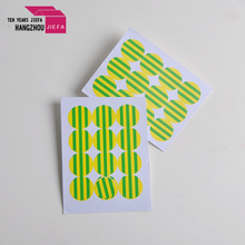 Custom Offset Printed Self Adhesive Peel Off Label Sticker