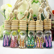 new arrival hanging car perfume bottles