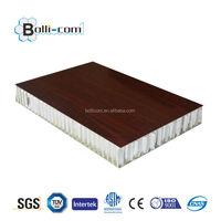 HPL with aluminum honeycomb core,compact board ,metal honeycomb panel