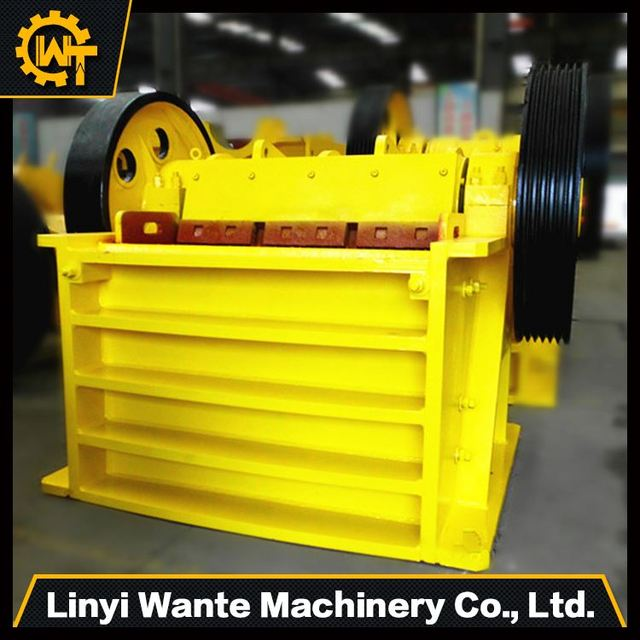 High quality heavy industry machinery shandong with ISO Approval , china famous jaw crusher with low price