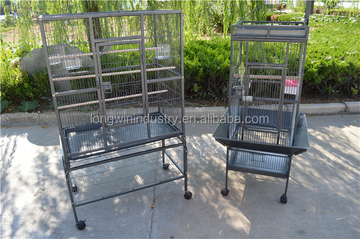 factory price metal mesh antique bird cages cages for sale