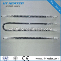 Infrared Carbon Heater Tube