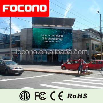 Outdoor Wall Mounts P10mm LED Video Wall,LED Wall Display Videos For Outdoor Advertising
