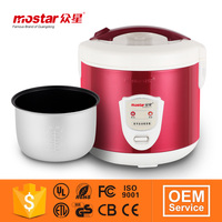 Noodle kitchen equipment for restaurant 500w multi function rice cooker