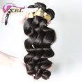 Peruvian human hair cuticle aligned raw virgin hair