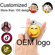 Customized POP OEM LOGO Promotion Gift, cell Mobile Car Phone stand socket Phone Holder